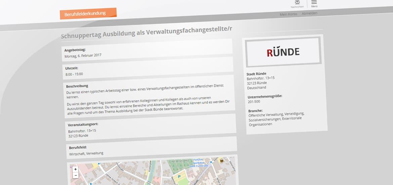 Impiris - BFE-Portal NRW